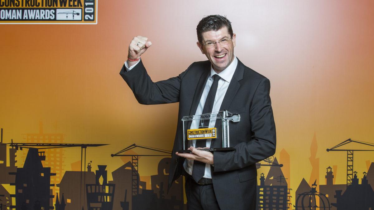 Douglas OHI win Construction Award
