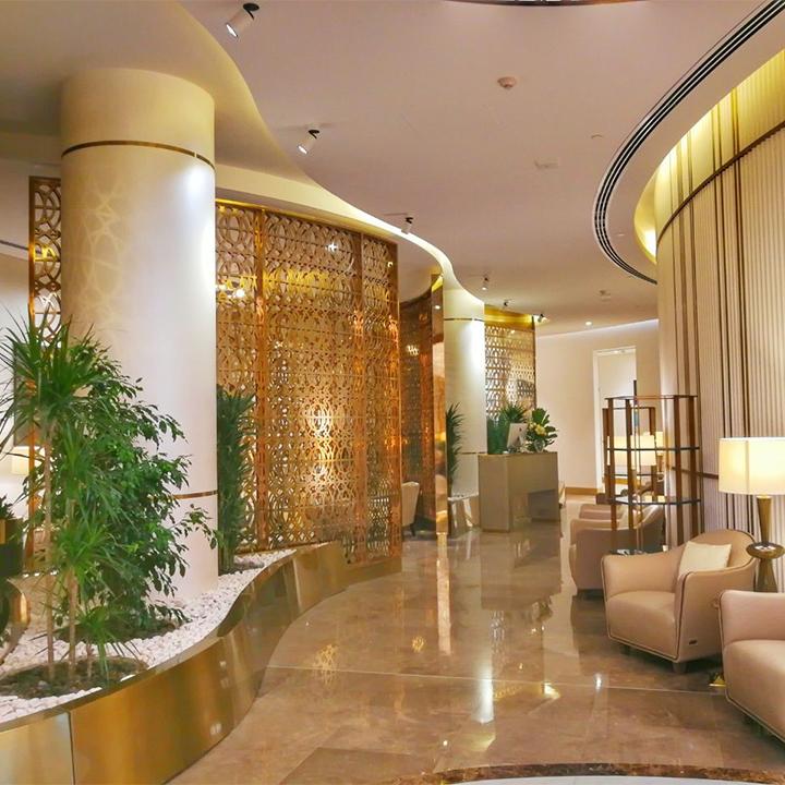 Oman Air First & Business Class Lounge