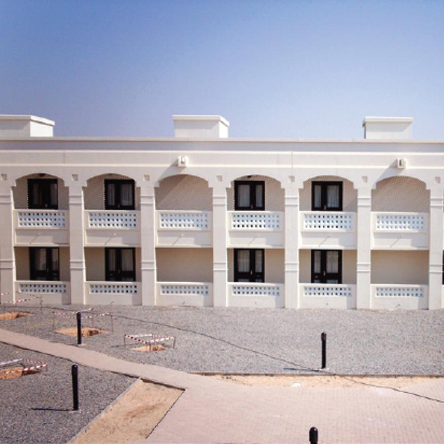 Sohar Court Complex Project - Buildings